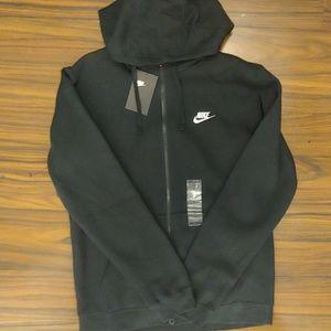 Men's Nike Zip-up Hoodie